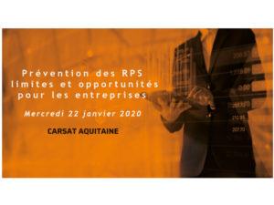 Présanse nouvelle aquitaine reu iprp 22012020