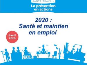 Présanse prévention en actions 2020