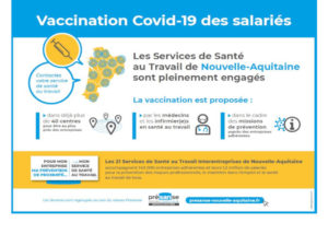 Présanse NA vaccination COVID19